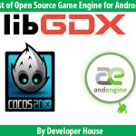List of Open Source Game Engine for Android