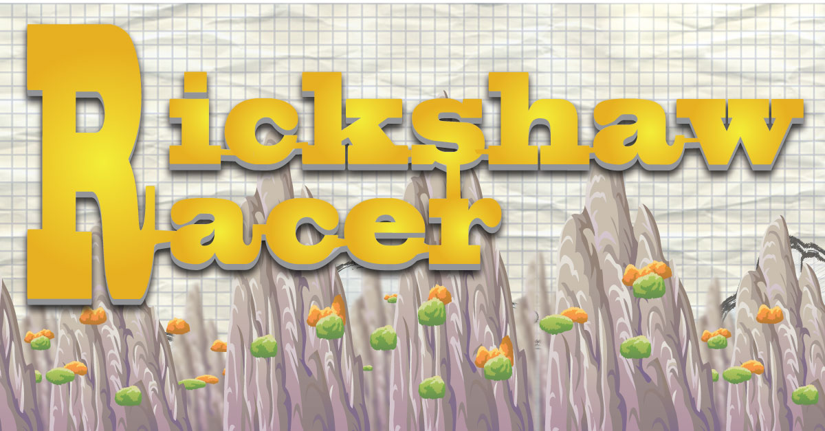 Get our new game Rickshaw Racer Extreme on Google Play