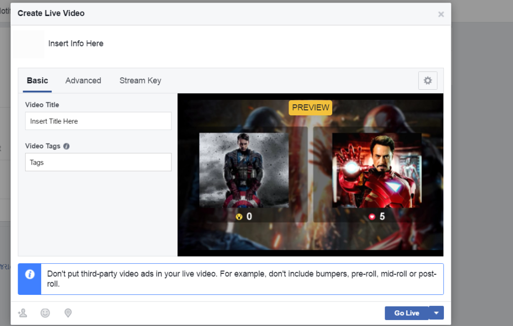 Preview FB
